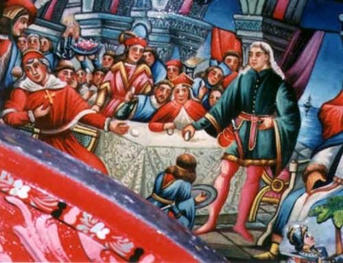 La verdadera historia del huevo de Colón
