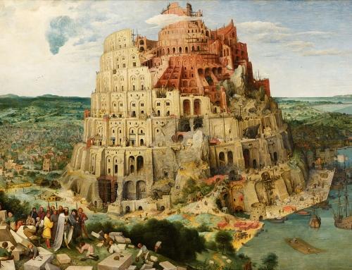 El Babel de un autodidacto